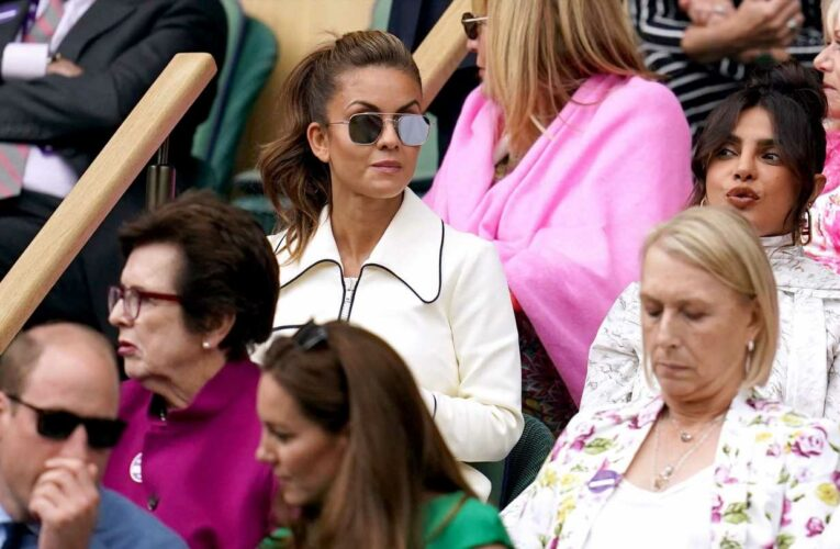People Think Priyanka Chopra Snubbed Kate Middleton and Prince William in This Video from Wimbledon
