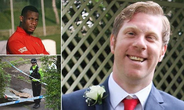 Pictured: The hero council worker who was 'murdered' by a footballer