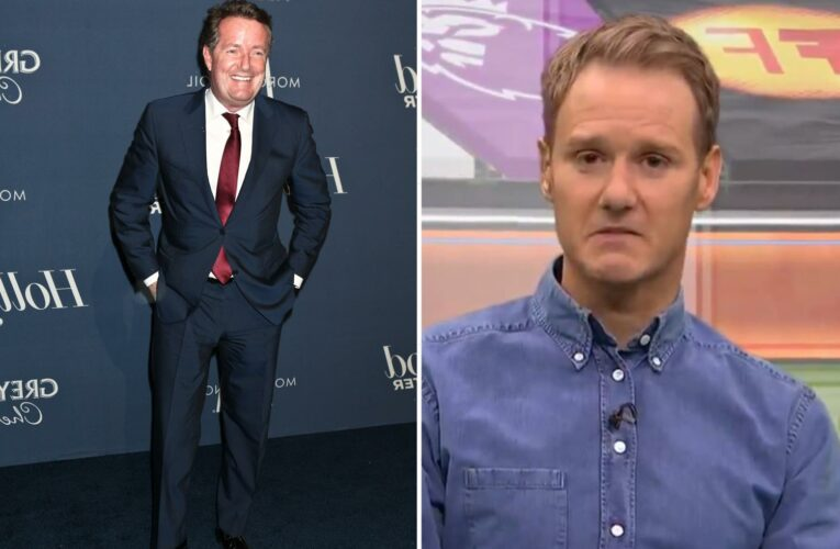 Piers Morgan claims Dan Walker was sacked from The One Show during nasty spat over the Olympics