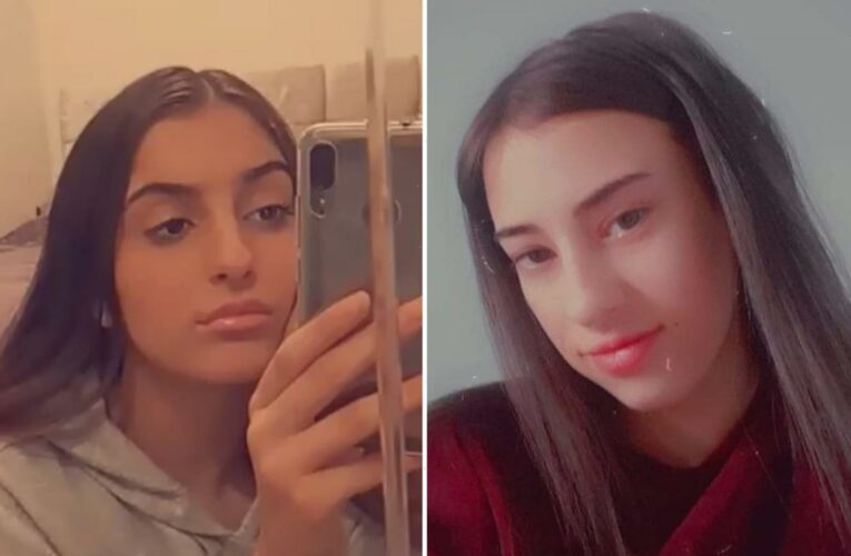 Police launch hunt for two girls, 16, who vanished 'together' and have been missing for FOUR days