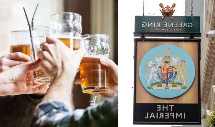 Pub rules in England set to change next week – customers to make own decision with masks