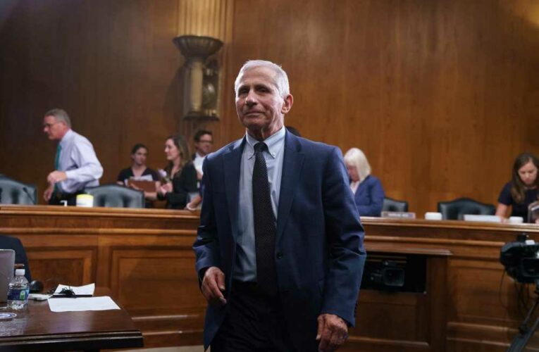 Public trust remains high in vaccines but declines for Fauci, poll says
