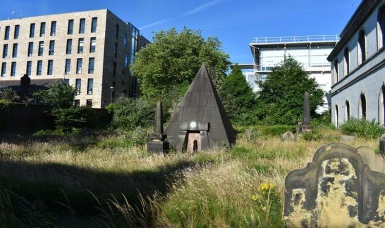 Pyramid shaped tomb: Where to find one of the most haunted places in Liverpool