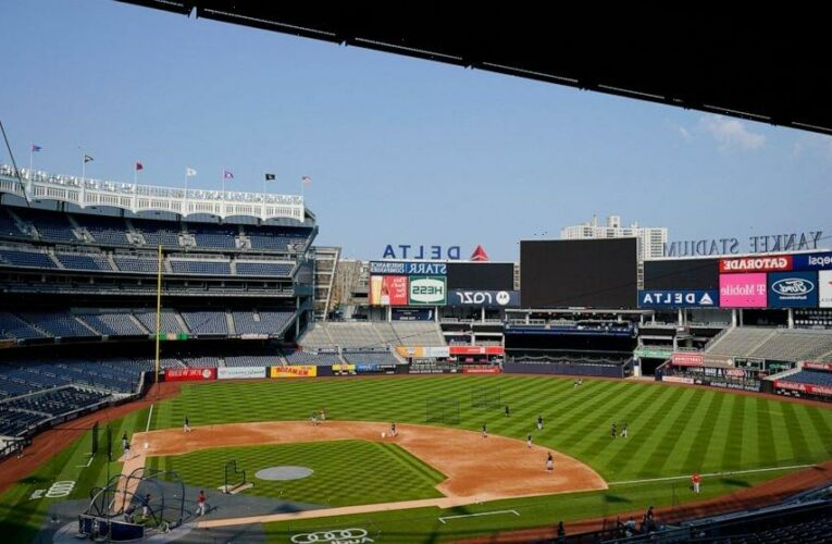 Red Sox-Yanks to play Friday; Judge among positive tests