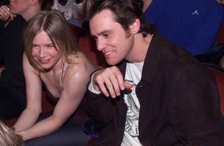 Renée Zellweger's Dating History Before Ant Anstead Includes Jim Carrey, Jack Black