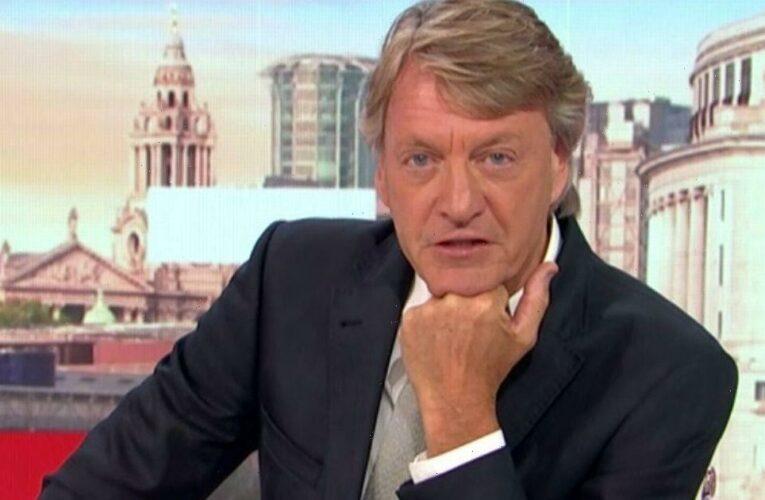 Richard Madeley slams racist trolls attacking Englands Rashford, Sancho and Saka