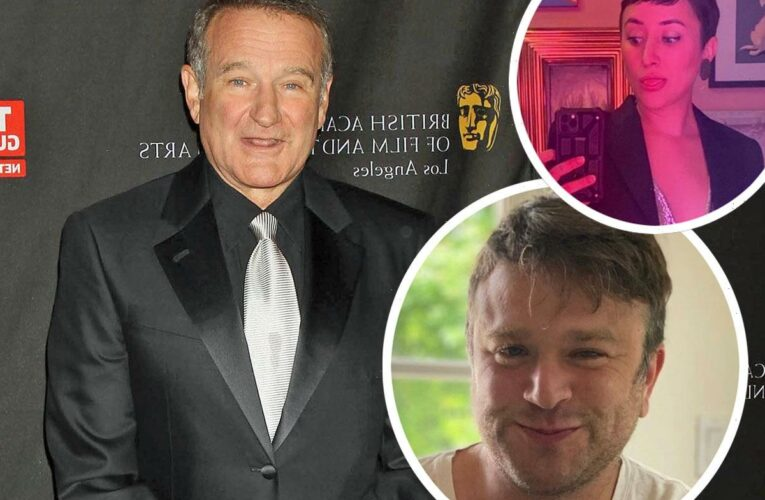 Robin Williams' Children Talk Late Actor's Legacy On 70th Birthday: 'Your Incredible Spirit Lives Within Us'