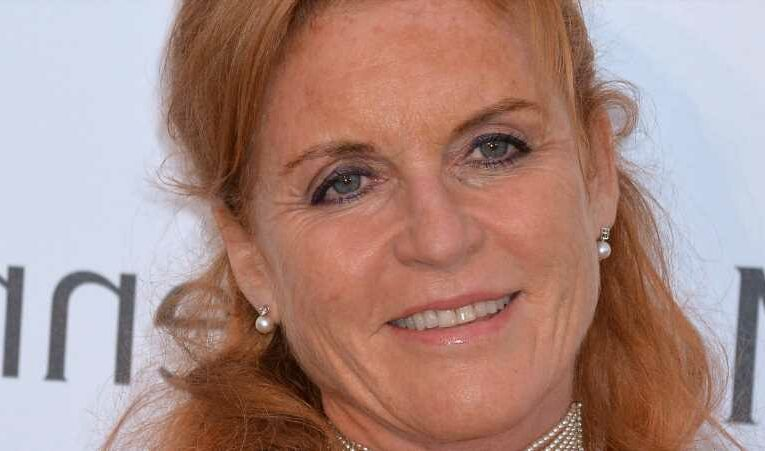 Sarah Ferguson Shares New Details About Her Life Today