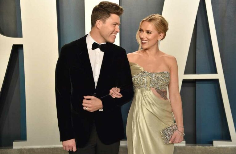 Scarlett Johansson is pregnant, expecting baby with Colin Jost
