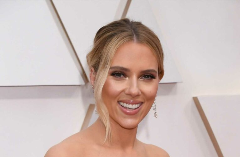 Scarlett Johansson sues Disney, more celeb news ICYMI