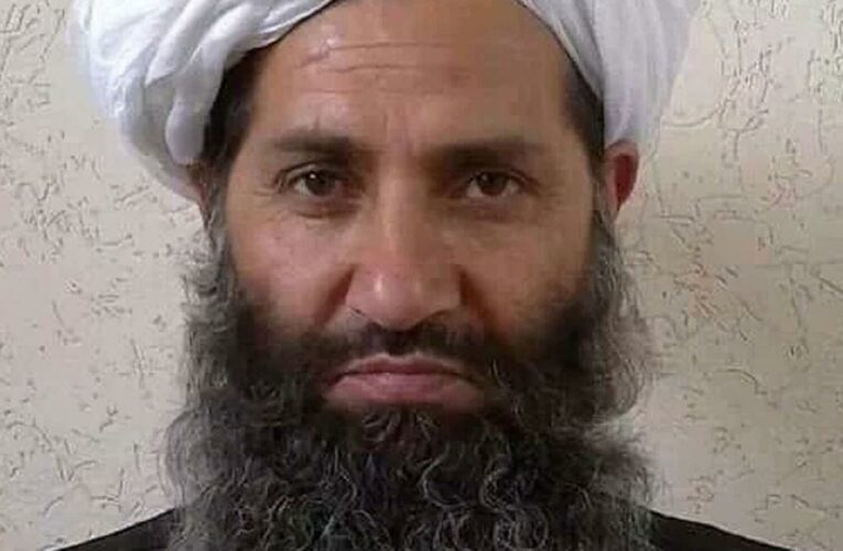 Shadowy Taliban leader dubbed 'a ghost' who allowed own son to die in suicide bombing is masterminding Afghan onslaught