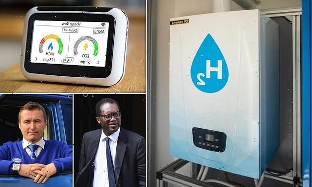 Smart meters will be USELESS in hydrogen-powered homes