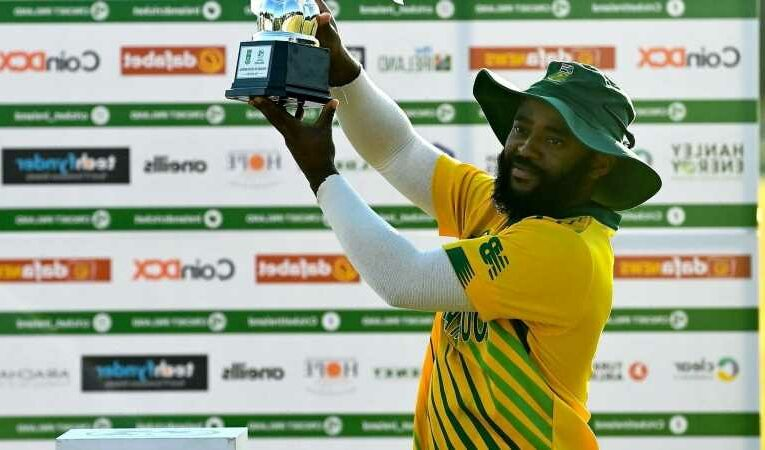 South Africa seal 3-0 T20 series sweep over Ireland as Temba Bavuma and Reeza Hendricks star