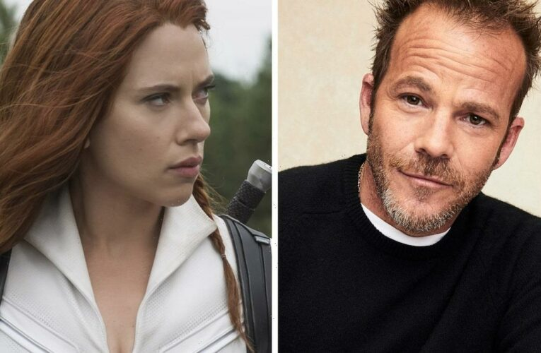 Stephen Dorff Slams Black Widow, Says He's 'Embarrassed' for Scarlett Johansson