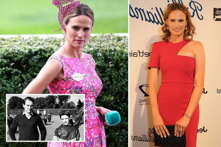 Stunning ITV Racing presenter Francesca Cumani swooned over Frankie Dettori growing up and is a self-confessed 'nerd'