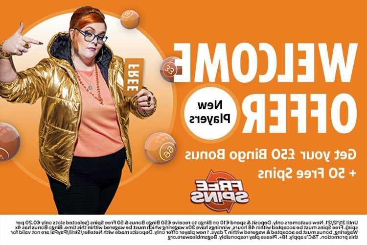 Sun Bingo: Get £50 in special bingo bonuses plus 50 free spins when you join today