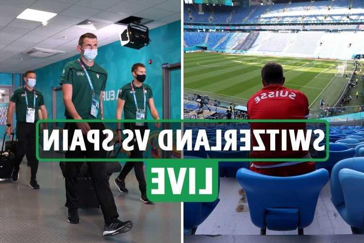 Switzerland vs Spain LIVE: Stream FREE, score, TV channel, team news CONFIRMED – Euro 2020 latest updates