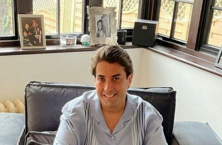 TOWIEs James Argent shows off 5.5 stone weight loss after life-saving surgery