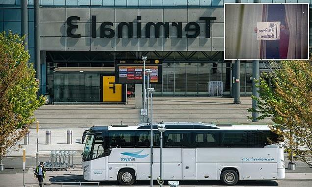 Taxpayers facing massive hotel quarantine bill for  red list arrivals