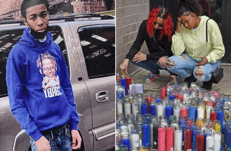 Teen gang member fatally shot in the Bronx was trying to leave Crips, pal says