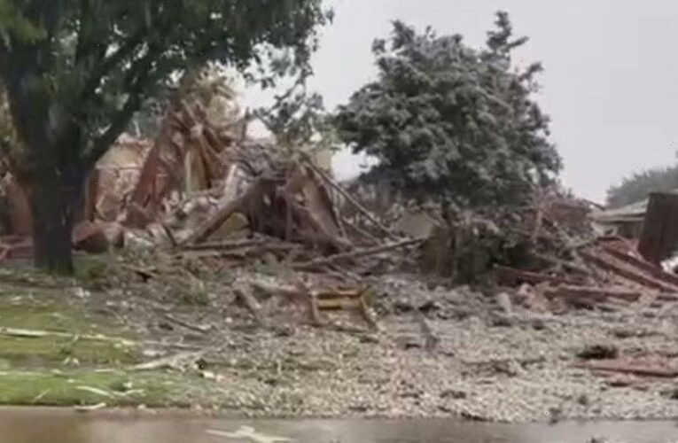 Texas house explosion injures multiple people including children, officials say