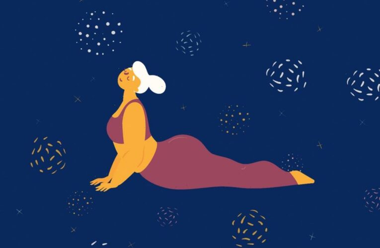 The Best & Most Soothing Yoga Poses to Ease Back Pain