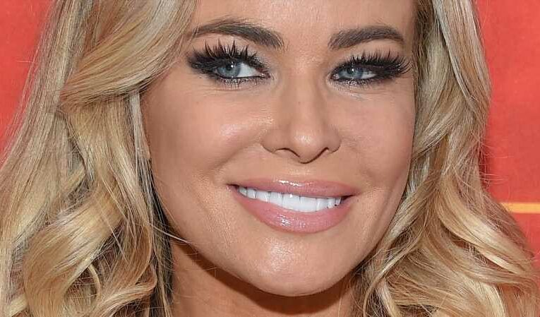 The Transformation Of Carmen Electra From Childhood To 49 Years Old
