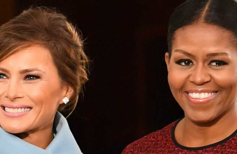 The Truth About Michelle Obama's Relationship With Melania Trump