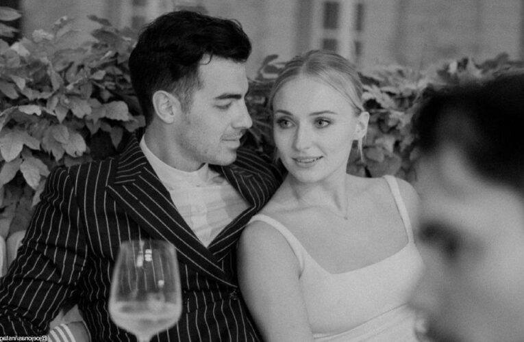 This Is How Joe Jonas and Sophie Turner Spend Their Time During COVID-19 Lockdown