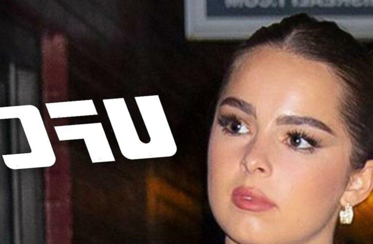 TikTok's Addison Rae Blasted for Landing UFC Reporter Job