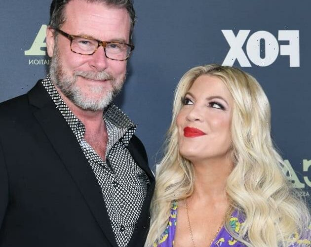 Tori Spelling and Dean McDermott: It's Over But We're Too Broke to Divorce!