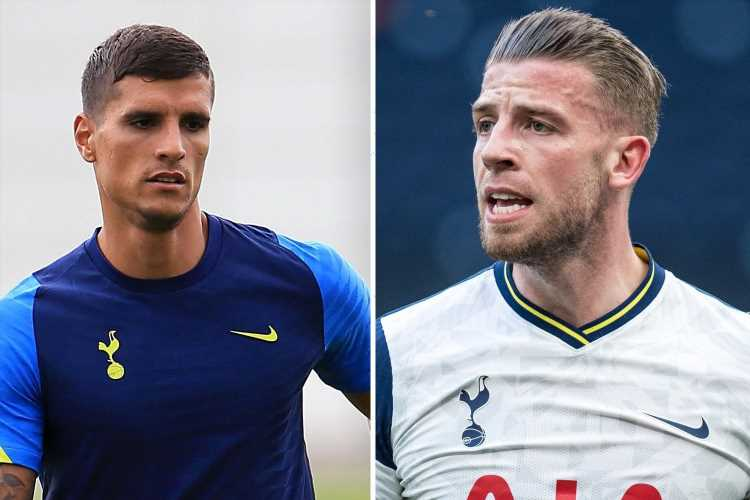 Tottenham could sell TEN players this summer including Alderweireld and Lamela in huge transfer clearout