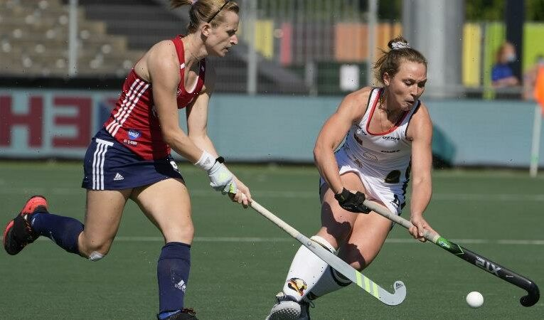 True colours: German women's field hockey captain can wear rainbow armband
