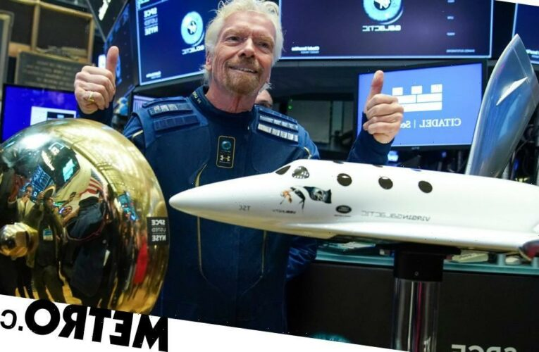 Virgin Galactic launch: How to watch Richard Branson fly to space