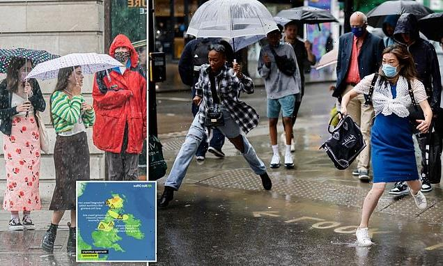 What happened to summer? Britain faces more flash flood misery