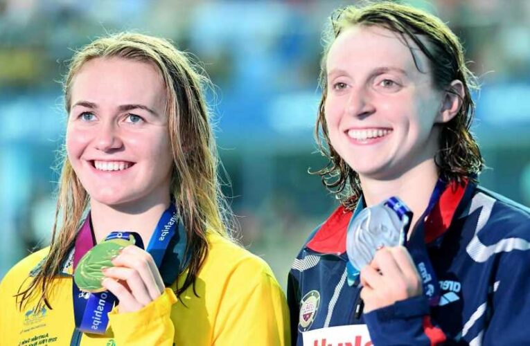 Who is Ariarne Titmus? Meet the biggest threat to Katie Ledecky's Olympic medal count