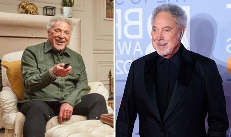 Why has Tom Jones been replaced on Celebrity Gogglebox?