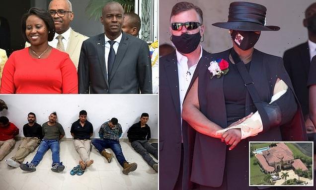 Widow of assassinated Haiti president recalls traumatic deadly night