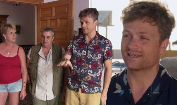 Youre hard work! Ben Hillman snaps at A Place in the Sun guest over tricky demands