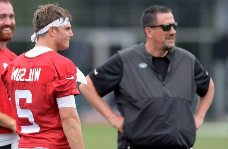 Zach Wilson shares solemn message with Greg Knapp fighting for his life
