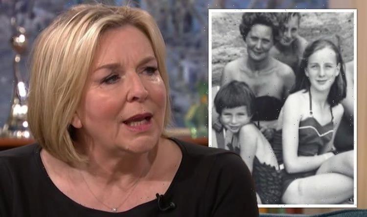 'I had no idea' Fern Britton kept in the dark over family secret No one told me