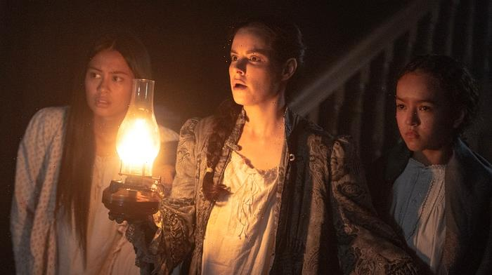 'Chapelwaite' Star Emily Hampshire Shares Her Close Call With a Vampire [Interview]