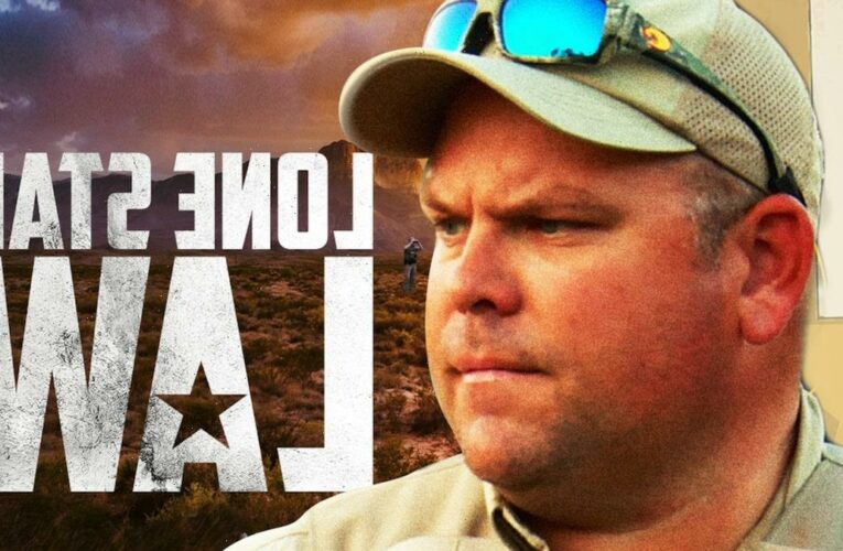 'Lone Star Law' Game Warden Dead at 43 From COVID