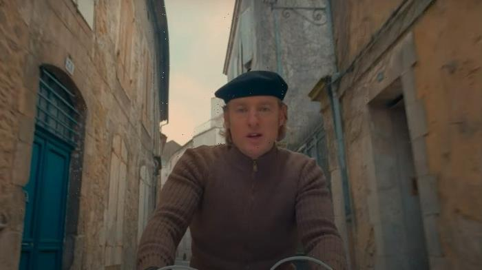 'The French Dispatch' Teaser Introduces Owen Wilson as The Cycling Reporter