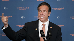 Andrew Cuomo in Online Doghouse After Exiting NY Governor's Mansion Without His Dog Captain