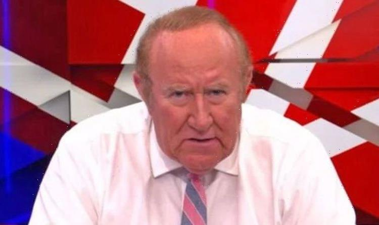 Andrew Neil 'close to tears' as GB News insist he WILL return after break