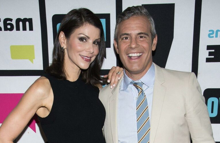 Andy Cohen Updates 'RHOC' Fans on Cast Shakeup as Heather Dubrow Returns in Season 16