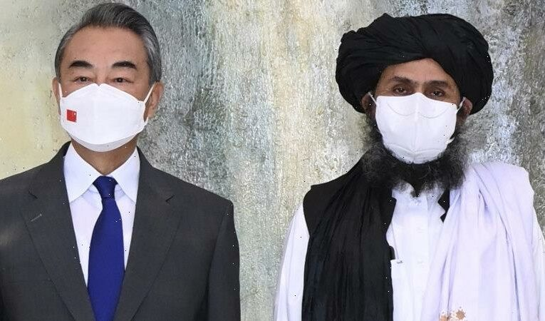 As the West reels, Beijing swoops to firm up ties with Taliban