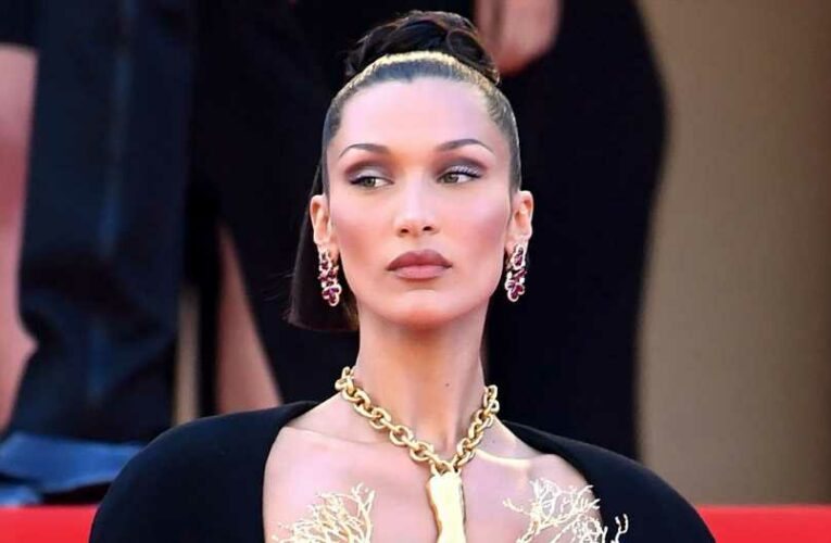 Bella Hadid Felt 'Enormous Pressure' to Have a 'Sexbot' Image as Teen Model