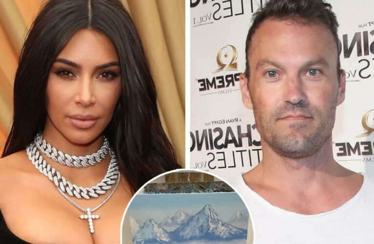 Brian Austin Green Defends North West's Painting Skills, Son Noah in Same Art Class